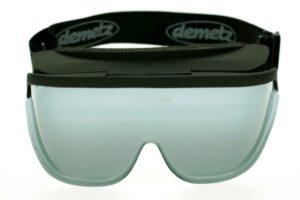 Горнолыжные очки с козырьком 1