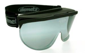 Горнолыжные очки с козырьком 2