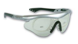 Спортивные очки с облегченной оправой