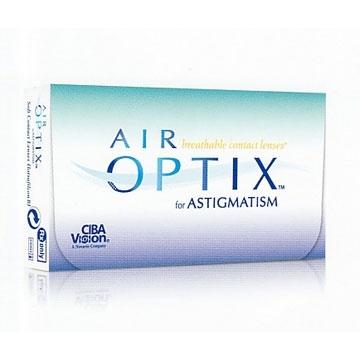 Торические линзы Air Optix for Astigmatism