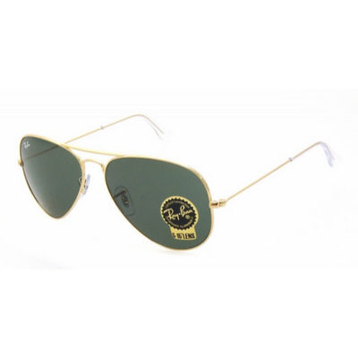 солнцезащитные очки Ray Ban RB 3025 aviator large metal lo 205 Italia