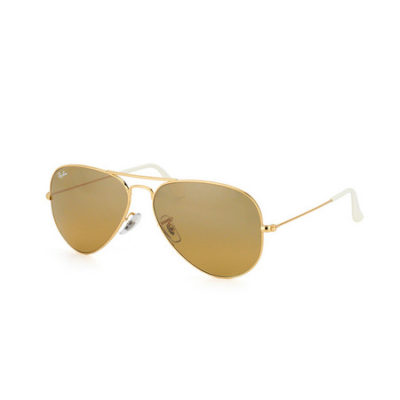солнцезащитные очки Ray Ban RB aviator large metal 001 3k Italia