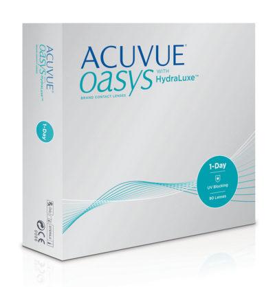 ACUVUE® OASYS 1-Day 90 шт. в Екатеринбурге