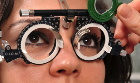 Можно ли носить чужие очки? в Екатеринбурге в салонах оптики Зеркальный