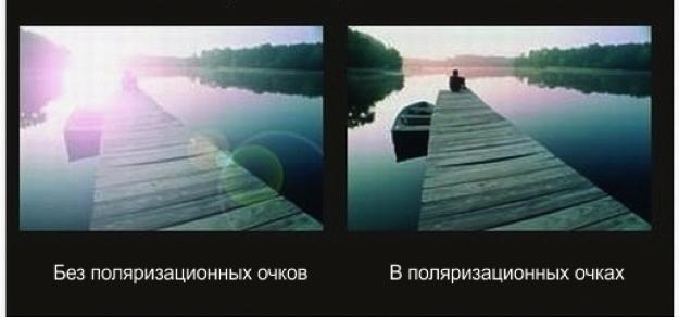 СОЛНЦЕЗАЩИТНЫЕ ОЧКИ С ПОЛЯРИЗАЦИЕЙ в Екатеринбурге в салонах оптики Зеркальный