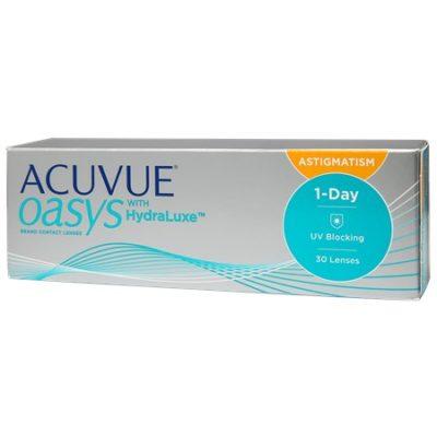ACUVUE Oasys 1-Day for Astigmatism 30 шт в Екатеринбурге