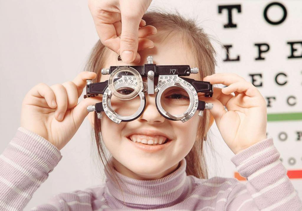 Тренировка аккомодации глаз по Дашевскому в Екатеринбурге в салонах оптики Зеркальный