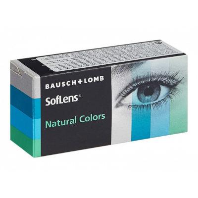 SofLens® Natural Colors 2шт. в Екатеринбурге